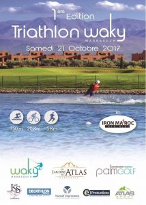 1ère Édition Triathlon @ Waky Marrakech