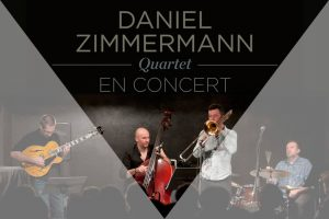 Concert Daniel Zimmermann Quartet @ Institut Français de Marrakech